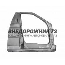 Боковина кабины правая УАЗ ПРОФИ (одинарная кабина) 2360-00-5400010-20
