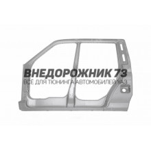 Боковина кабины левая УАЗ Пикап