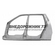 Боковина кабины левая УАЗ ПРОФИ 23623 (двойная кабина)