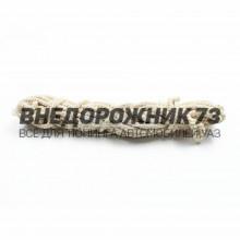Веревка х/б RUNIS, плетёная, 10 м, (6 мм)