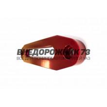 """Клюз алюминиевый (под синтетический трос) к лебедкам 8000-17000 lbs """"RedBtr"""""""