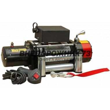 Лебедка электрическая 12V Electric Winch 12000lbs / 5443 кг