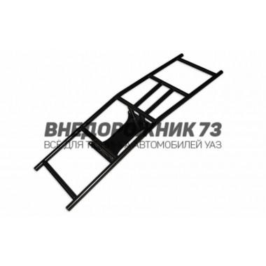 Лестница удлиненная на УАЗ Патриот Л-1У