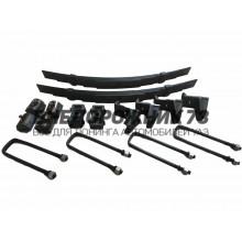 Подрессорники для УАЗ 2206 /3741 / 469 и модельный ряд Н/О