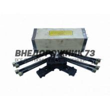 Комплект для лифта (рессора мост 60 мм) УАЗ 2206 Евро 3,4, УАЗ 469