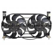 Вентилятор системы охлаждения двигателя ВАЗ 21214 Нива инжектор