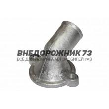 Крышка корпуса термостата ЗМЗ-4021 УАЗ 4104