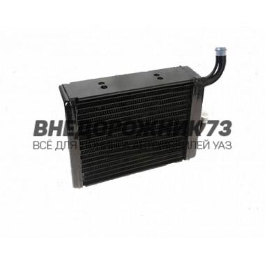 Радиатор отопления УАЗ 3160 3-х рядный медный (ШААЗ) Патриот