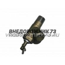 Кран отопителя УАЗ-452,469 D-20 дв. УМЗ-4213 (ВС 15)
