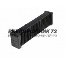 Радиатор отоп. УАЗ 452 Ø 20 3-х рядн. (ШААЗ) 3741