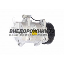 Компрессор на кондиционер УАЗ Патриот (6РК) двиг. 40905, Евро-5 (рестайлинг 2017г.)