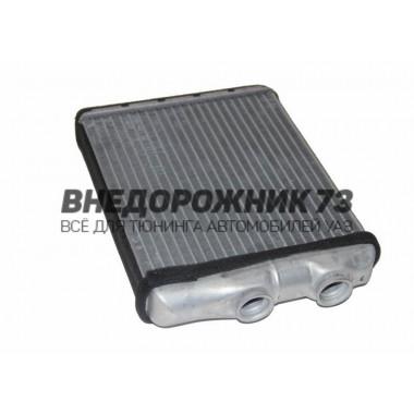 Радиатор отопителя (печки) Delphi УАЗ 3163 Патриот