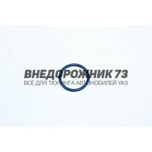 Кольцо уплотнительное трубок радиатора отопителя 3163