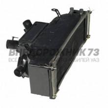 Отопитель (Печка) УАЗ 452 (3741-00-8101010-10) н/о d 20
