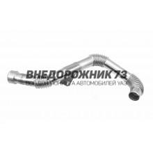 Труба подводящая от турбокомпрессора 3163-80-1173120-10