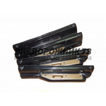 Подлокотники УАЗ 3151/469 (Вектра) с цветными вставками