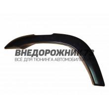 Молдинг заднего колеса Патриот (прав.) (3163-8212080-01)
