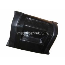 Консоль верхняя под магнитолу УАЗ 452