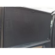Шторки каркасные на задние окна УАЗ Патриот (2 шт)
