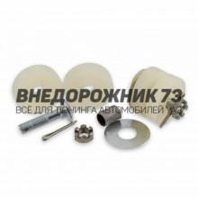 Подушка радиатора УАЗ-469 в сборе полиуретан (20-1302045-10)