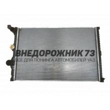 Радиатор водяного охлаждения Патриот 26 мм 2-х рядн.(АЛЮМИН) (с 2015 г.в)