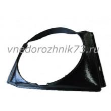 Диффузор УАЗ 3160/Хантер (АБС)