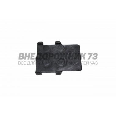 Прокладка рессоры межлистовая УАЗ-3163 пластмассовая (3163-2912080)