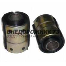 Шарнир резинометаллический (сайлентблок) рессоры УАЗ-3163,Патриот (раздельный)