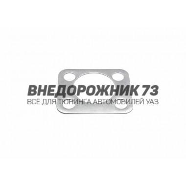 Прокладка регулировочная шкворня УАЗ поворотного кулака 0,1 мм