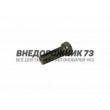 Болт M12x1,25х25 с уменьшенной головкой УАЗ