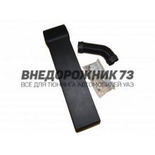Шноркель для УАЗ Буханка Telawei 4x4