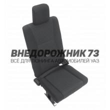 Сиденье 2206 салонное (мягкое) с ремнем безопасности правое