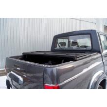 Жесткая трехсекционная крышка Kramco для пикапа УАЗ