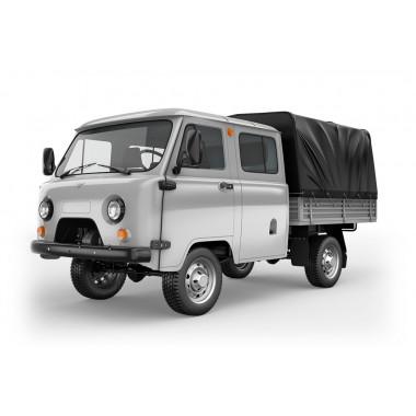 Тент УАЗ 39094 Фермер (900 гр) усиленный