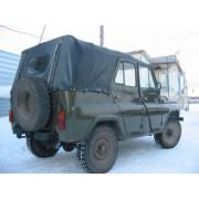 Тент УАЗ 469 (700гр)
