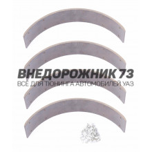 Ремкомплект колодки барабанного тормоза УАЗ Эксперт (АДС)