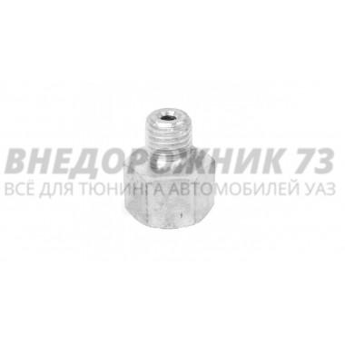 Штуцер колесного цилиндра (внутр. диам. 12, внешний диам.12)