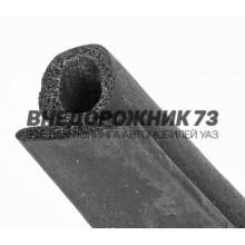 Уплотнитель двери задка средней 452 (1,2м) губчатый