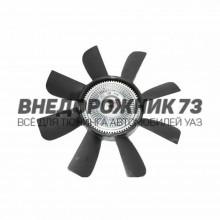 Гидромуфта (с вентилятором) УАЗ Хантер 8 лопастей