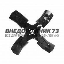 Вентилятор в сборе (металл.) 3151-1308010-01