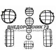 Комплект защиты оптики УАЗ Хантер, Буханка и их модельного ряда