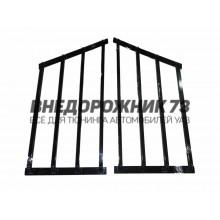 Защита задних боковых стекол Хантер/469 комплект