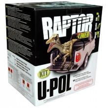 Защитное покрытие RAPTOR™ U-POL колеруемый (коробка 4+1)